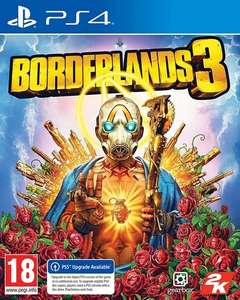 Borderlands 3 - PS4 - Used (Grade A) £6.80 @ SMG