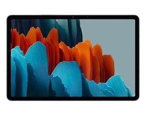 "Samsung Galaxy Tab S7 - 11"" LTE version, 128GB £517.68 plus claim free Galaxy buds live via employee discount @ Samsung"