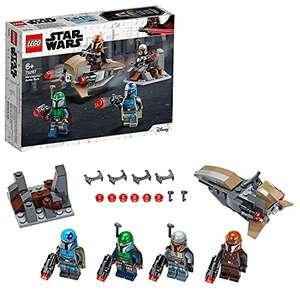 LEGO 75267 Star Wars Mandalorian Battle Pack Set with 4 Minifigures - £7.98 Prime/ +£4.49 non Prime at Amazon