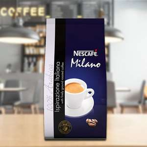 12 X Nescafe Milano Ispirazione Italiana Finely Ground Roasted Coffee 250g Bags (Best Before 13/08) £13 @ Yankee Bundles