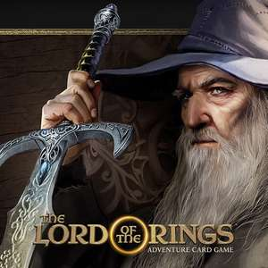 The Lord of the Rings: Adventure Card Game Nintendo Switch £8.99 at Nintendo eShop