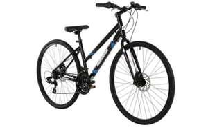 Barracuda Hydrus Womens Hybrid Sports Road Bike Disc Brakes - £189.99 (19 inch) £199.99 (16 inch) inc PP @ e-bikesdirect
