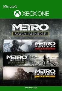 Metro Saga Bundle XBOX LIVE Key ARGENTINA 13.99 MagicCodes Eneba