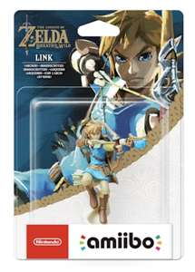 Legend of Zelda Link Archer Amiibo £12.99 (£1.99 delivery) @ Nintendo UK Store