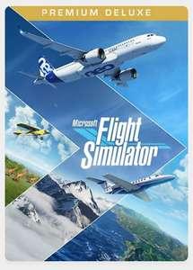 Microsoft Flight Simulator £51.90 from Xbox Iceland Store