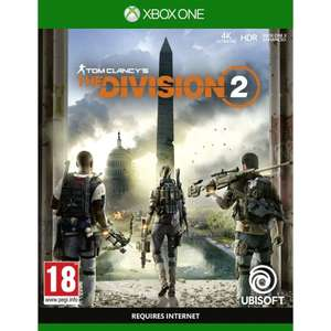 The Division 2 Xbox One £3 Smyths In Store Bradford