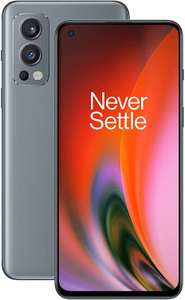 OnePlus Nord 2 5G with 8GB RAM and 128GB with Triple Camera and 65W Warp Charge - Gray Sierra - £340.73 (UK Mainland) @ Amazon Spain