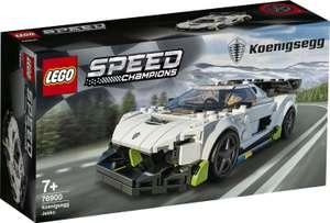 Lego Speed Champions 76900 Koenigsegg Jesko - £12 instore @ Sainsbury's, Crawley