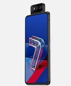 """ASUS ZenFone 7 ZS670KS 6.67"""" 8GB RAM, 128GB Storage 5G Gaming Smartphone - Black - £339.99 delivered (UK Mainland) @ Laptop Outlet / eBay"""