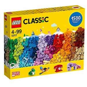 Lego Classic Bricks Bricks Bricks (10717) - £38.24 delivered using code @ beautystoresltd / eBay