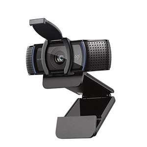 Logitech C920s HD Pro Webcam, Full HD 1080p / 30fps, Video Calls, Clear Audio, Auto Lighting Correction £55.54 (UK Mainland) @ Amazon Spain