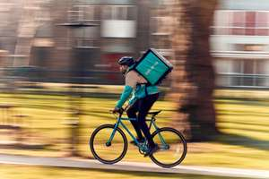 £10 off your first Two orders - Workington area via Deliveroo
