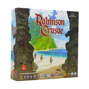 Robinson Crusoe: Adventures on the Cursed Island [4th edition] (Board Game) £32.48 delivered @ Zatu