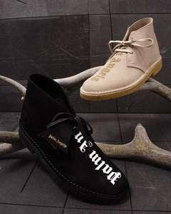 Palm Angels Originals Mens Desert Boots £135 + £6.99 delivery at FLANNELS