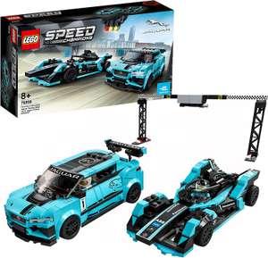 LEGO Speed Champions 76898 Formula E Panasonic Jaguar Racing GEN2 - £17.49 (free click & collect) @ George
