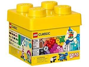 LEGO Classic 10692 Creative Bricks £9.75 (Prime) + £4.49 (non Prime) at Amazon