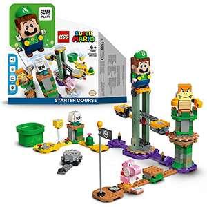 LEGO Super Mario 71387 Adventure with Luigi - Starter Set £39.44 at Amazon Germany - UK Mainland