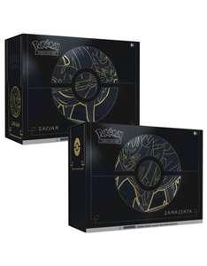 Pokémon - Sword & Shield Elite Trainer Box Plus (Zacian/Zamazenta) Trading Card Game £42.29 + £2.99 delivery at Zatu Games