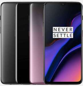 OnePlus 6t 128GB Smartphone All Colours - Refurbished - Good Condition - £119.99 / Very Good - £124.99 With Code @ 4gadgets