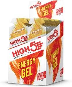 High5 energy gels 20 pack - banana /citrus / orange / berry / apple £9.64 (+£4.49 nonPrime) at Amazon