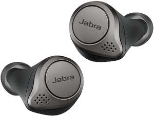 Jabra Elite 75t Earbuds Active Noise Cancelling BT 5.0 IP55 wireless earbuds - £99 at Amazon Treasure Truck