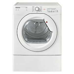 Hoover HLV8LG 8KG Vented Tumble Dryer - £169.99 delivered (UK Mainland) with code @ hughes-electrical / ebay