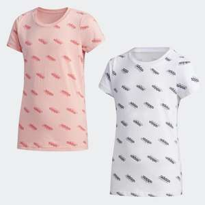 Girls adidas Favorites T-Shirt - £4.54 Delivered Using Code + Free Delivery Via The Creators Club (Free to join) @ adidas