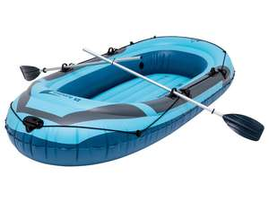 Inflatable 3-people dinghy by Crivit - £39.99 instore @ Lidl (Putney)