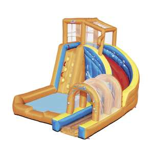 Bestway Hurricane Tunnel Water park - £250 delivered from B&Q