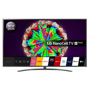 LG 75NANO796NF 75 inch 4K Ultra HD HDR Smart NanoCell LED TV + 5 Year Guarantee - £845.10 with code @ Marks Electrical