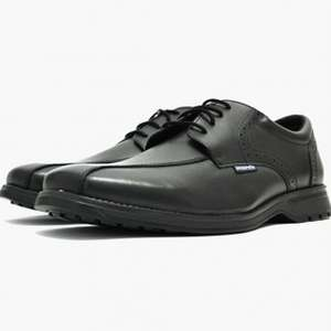 Back To School Event - Leather Shoes (Various Styles / Sizes Junior 12 - Adult 10) £16.95 Delivered with Code @ Lambretta