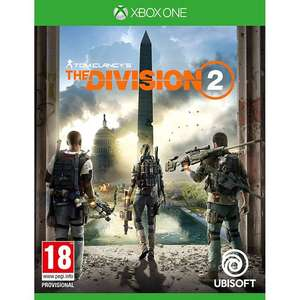 Tom Clancy's The Division 2 (Xbox One) - £5 delivered (UK mainland) at AO