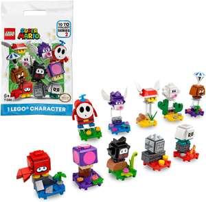 Lego mario series 2 minifigures £1.50 each or buy 4 and save 10% -£1.35 each (+£4.49 non-prime) @ Amazon