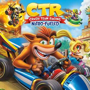 Crash Team Racing Nitro Fueled £14 @ Nintendo eShop (£9.90 RU) (Nintendo Switch)