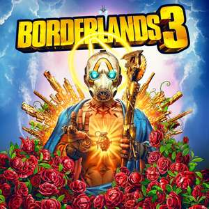 5 Gold Keys for Borderlands 3 on all platforms [PC/PlayStation/XBox] via Gearbox Software