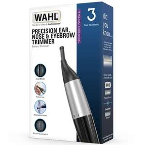 Wahl Precision Ear, Nose & Eyebrow Trimmer £4.49 With Code - Home Delivery 99p / Free Click & Collect @ Lloyd's Pharmacy