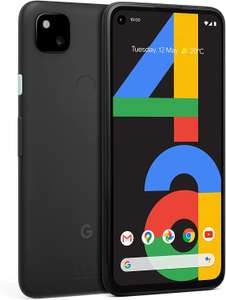 SIM Free Google Pixel 4a 128GB Mobile Phone, Just Black - SIM Free Unlocked Smartphone - £265.83 @ Amazon