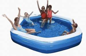 H2O GO Bestway Hexagon Family Pool - £18 Instore @ Costco - Aberdeen Westhill