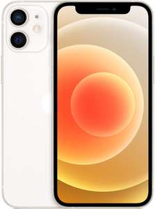 New Apple iPhone 12 mini (128GB) - White for £524.17 delivered @ Amazon