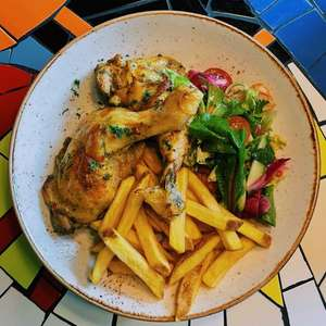 Free chicken and chips - exam results students (A Level / GCSE ) - 10th to 12th August @ Chiquito