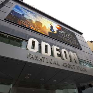 Odeon Cinema Tickets - 2 for £9.62 / 5 for £23.75 (excludes Luxe) - Possibly selected accounts @ Groupon
