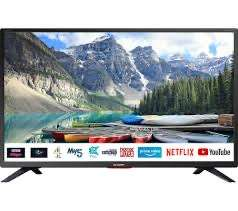 Sharp 1T-C32BC5KH2FB 32 Inch HD Ready Smart TV - £134.98 Members Only @ Costco