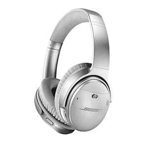 Bose QuietComfort 35 MK II Wireless Headphones silver - £159 @ Peter Tyson