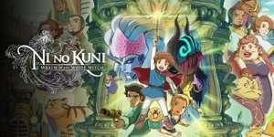 Ni No Kuni Remastered: Wrath of the White Witch (Nintendo Switch) £9.99 @ Nintendo eShop