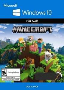 Minecraft: Windows 10 Edition - £4.56 With Code [Windows 10 Store Key ARGENTINA] @ Eneba / Zero Zero
