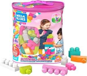 Mega Bloks DCH54 Big Building Bag, Pink 60 Pieces £7.98 (+£4.49 nonPrime) sold by Amazon