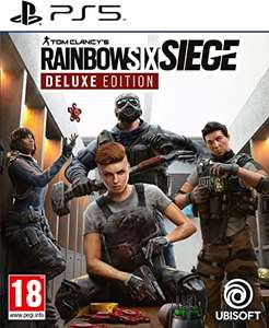 Tom Clancy's Rainbow Six Siege - Deluxe Edition (PS5) £9.97 delivered (+ £2.99 non-Prime) @ Amazon