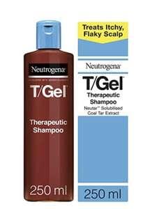Neutrogena T/Gel Therapeutic Shampoo 250ml - £5 (+£4.49 nonPrime) Amazon