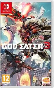 GOD EATER 3 Nintendo Switch £9.99 at Nintendo eShop