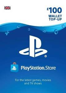 PlayStation Network Card 100 GBP (UK) PSN Key £85.01 using code @ Eneba / PrepaidForge